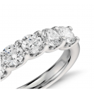 Diamond Ring set in 14k White Gold (1.5cts)