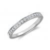 Diamond Ring Made in 14k White Gold (0.35 ct)