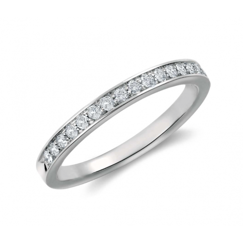 Diamond Ring Made in 14k White Gold (0.35 ct)