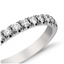 Diamond Ring Made in 14k White Gold (0.46 ct)